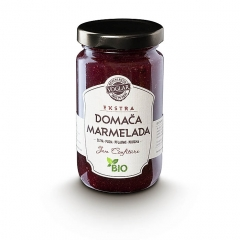 Organic Plum Jam 260 g