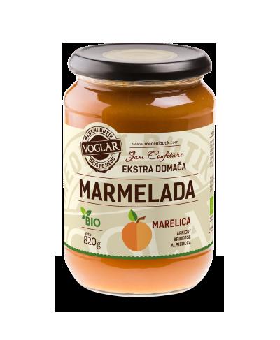 Organic Apricot Jam 850 g